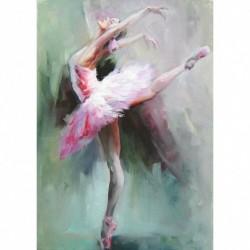 2 * Balett Médchen 30 * 40cm - 5D barkács teljes körű gyémántfestés balett lány művészet keresztszemes öltés