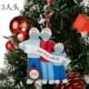 3 tagú családtag - 2020 Boldog karácsonyt függő díszek Családi személyre szabott karácsonyi dekoráció a legjobb