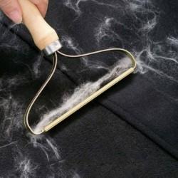 Nincs szín - Hordozható szösz eltávolító egyszerű pulóver-defuzer ruha Fuzz borotva helyreállítja az USA-t