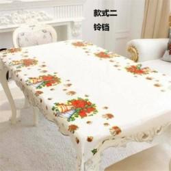 Harang - WIPE CLEAN PVC VINYL Asztal ruházat étkező asztal borító védő többszörös tervek