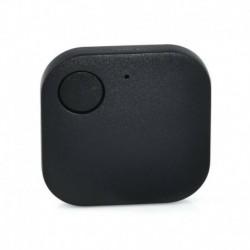 * 2 Fekete - Riasztás intelligens nyomkövető Bluetooth mini címke GPS-kereső kereső pénztárca kulcs kisállat gyermek