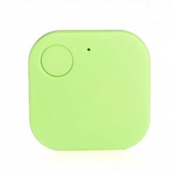 * 2 Zöld - Intelligens Bluetooth Finder Kids Dog Cat Key Wallet Tracker GPS Locator Tracking Tag