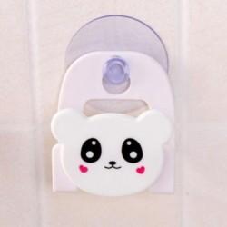 fehér - Konyhai mosogató szivacs tartó fürdőszobai függesztő szűrő szervező tároló állvány Új