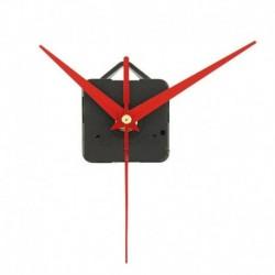 * 4 Piros - Kvarc óra mozgás mechanizmus javítás barkács szerszámkészlet   fekete kéz csere USA