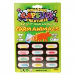 2 lepedő - 2Pack Magic Grow kapszula baba megismerési játékok oktatási játék nagyobb vízben UK