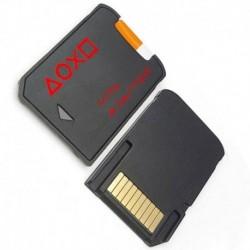Nincs szín - V3.0 PSVita játékkártya micro SD kártya adapterhez SD2Vita PS Vita PSV 1000 2000-hez