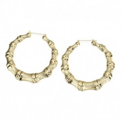 Design-20 arany (9 cm) - Divat kerek nagy kör geometria fém fülbevalók fülbevalók női party ékszerek