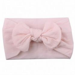 * 14 Rózsaszín - Aranyos gyerek lány baba fejpánt tipegő csipke íj virág hajszalag kiegészítők 2020