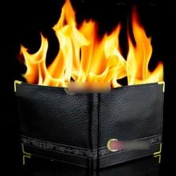 Varázslat Láng Tűz Pénztárca Mágneses olaj nélkül