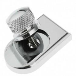 Ezüst - 1 / 4-20 motorkerékpár üléscsavar fülhüvely csavaros rögzítőgomb fedél motorkerékpár hátsó sárvédő