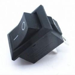 1 db - 5 db / tétel 2 tűs 12v-os autócsónak kerek pontjelző lámpa be / ki billenőkapcsoló szerszámkészlet