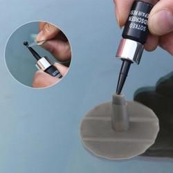 Új frissítésű autóipari üveg Nano javító folyadék autó ablaküveg repedés forgács javító eszközkészlet Gyors