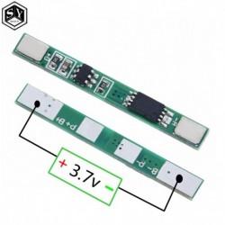 1PCS Great IT 1S 3.7V 3A li-ion BMS PCM akkumulátor védőtábla pcm 18650 lítium-ion li akkumulátorhoz