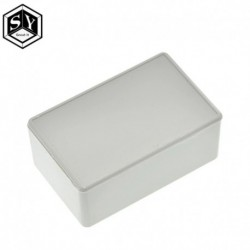 fehér - NAGY IT műanyag vízálló burkolat Project elektronikus műszer tok tok 70 X 45 X 30 mm fehér
