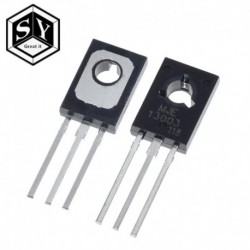 10PCS / LOT MJE13003 E13003-2 E13003 TO-126 tranzisztor 13003 Új eredeti