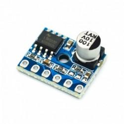 5128 erősítő kártya 5W D osztályú digitális erősítő kártya mono audio modul alacsony torzítású
