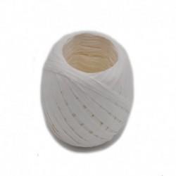 C01 - 1 tekercs 20 méter CAKE COOKIE raffia szalag papír kötél tenyér csomagolás kötél díszek sütő doboz csomagolás