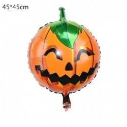 P - Halloween tök szellem lufi Halloween díszek Pókfólia léggömbök felfújható játékok Denevérgömbök Halloween