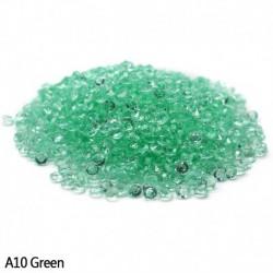 zöld - Esküvői dekoráció 1000PCS 4,5 mm-es kézműves kristály konfetti asztal szórja át a kristályokat Középső
