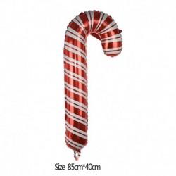 R - Boldog karácsonyi dekoráció léggömbök Mikulás hóember karácsonyi fólia léggömbök karácsonyi party dekorációk