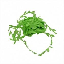4 - 10M selyem arany zöld műlevelek szőlő esküvői dekorációhoz DIY koszorú ajándék scrapbooking kézműves hamis