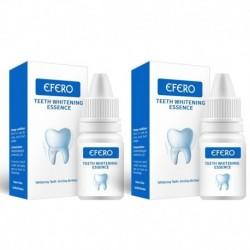 2db fogszérum - Fehérítő fogszérum hatékonyan távolítsa el a lepedékfoltokat Fehérítő fogtisztító gél