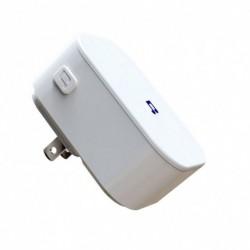 EU/UK/UK 52 Chimes vezeték nélküli kaputelefon -vevő érintőképernyős ajtócsengő otthoni ajtógyűrű -vevő