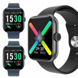 Z1 Full Touch Smart Watch Fitness Tracker Vérnyomás Smart Clock GTS Smartwatch