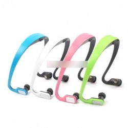 Sport Jogging fejhallgató MP3 lejátszó 1db