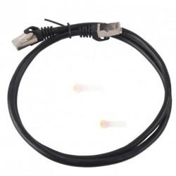 1M CAT 7 SSTP RJ45 LAN Ethernet NET hálózati kábel