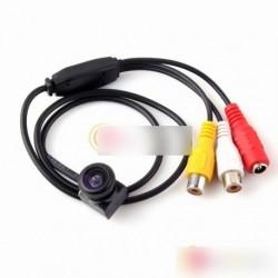 Mikro audio mini biztonsági CCTV kamera 600TVL 5 M
