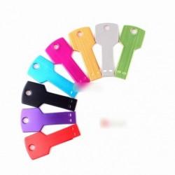 1db kulcs alakú USB 2.0 flash 8GB U disk pendrive