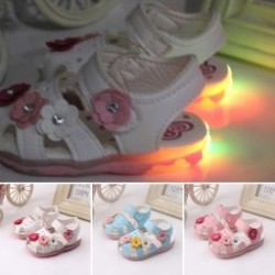 Baba lány cipő Virágos gyerek könnyű szandál nyári könnyű cipő