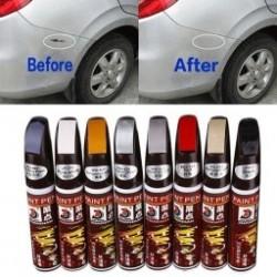 1x Professzionális autó festékjavító toll vízálló, autó karcmentesítő festék toll több színben