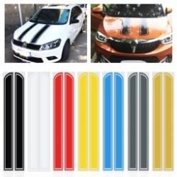 Autó DIY Vízálló karcmentes autós matrica Univerzális autós motor fedél  Dekoráció