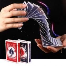 1db Elektromos varázsló trükk kártyák fedélzetén Mágus pókháló trükk Közelkép a színpadi játékokhoz