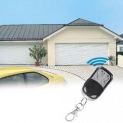 Univerzális 4 gombos kapu garázy ajtó nyitó Távirányító 433MHZ Rolling Code