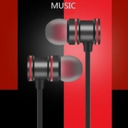 Új vezeték nélküli mágneses Bluetooth 4.1 sztereó fülhallgató sport fejhallgató