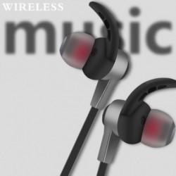 Bluetooth 4.1 sztereó sport fejhallgató fülbe helyezhető vezeték nélküli fülhallgató mikrofon