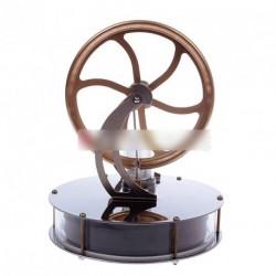 Alacsony hőmérsékletű Stirling-motor Motor Modell