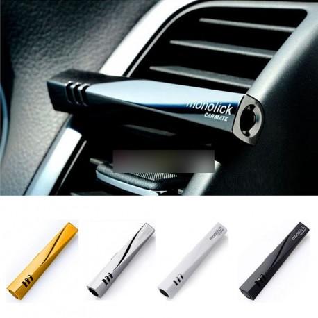 Színes autó légkondicionálás Parfüm illatosító 1db