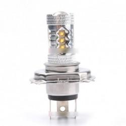 H4 80W 16 CREE LED jármú nappali menetjelző izzó
