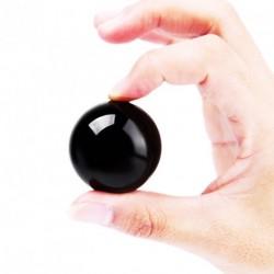 40mm ázsiai természetes fekete obszidián gömb