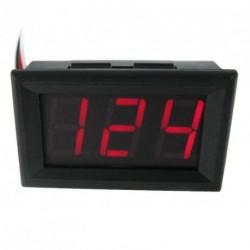 1db piros LED digitális voltmérő Panel AC 70 ~ 500