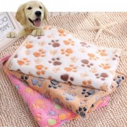 1db Aranyos kisállatkutya macska fekhely takaró S