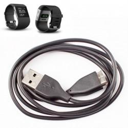 1db USB töltő kábel a FitBit óra karszalag