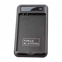 USB akkumulátor fali töltő dokkoló adapter LG G4 BL-51YF