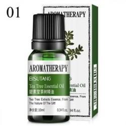 Illat Aromaterápiás illóolaj Rose Lavender masszázs Természetes teafa